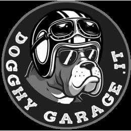 Patch logo Dogghy Garage